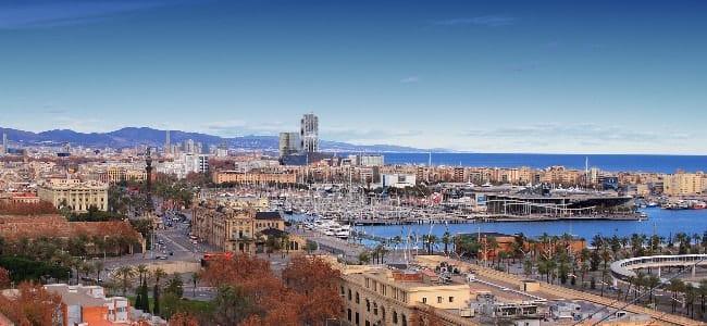 Port Vell Barcelona - Flickr J A Diaz Noticias Outlet en Barcelona 302 - Febrero 2018