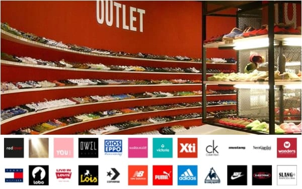 Outlet Querol Heron City Barcelona - NOB 301 - Febrero 2018