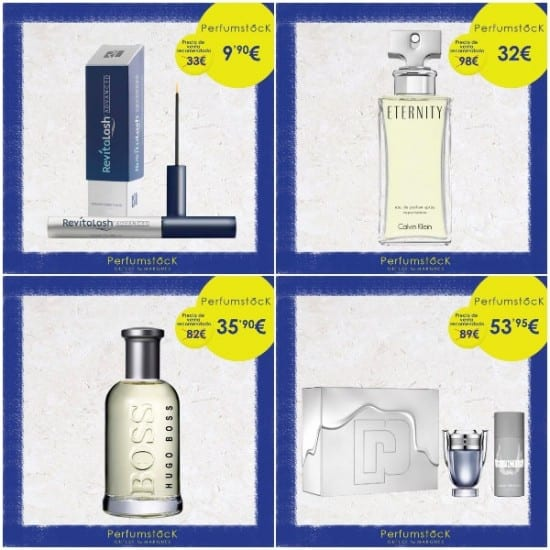 Perfumstock outlet perfumeria Barcelona - NOB 302 - Febrero 2018