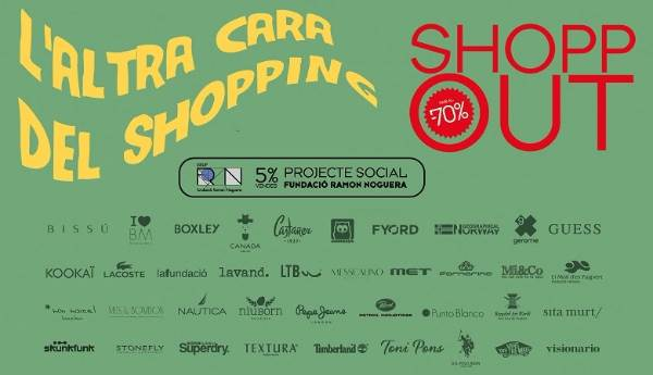 Shopp Out Girona marcas - NOB 307 - Abril 307
