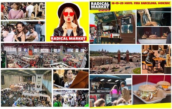 General Radical Market Barcelona - NOB 309 - Mayo 2018