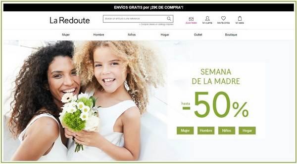 La Redoute - Mayo 2018 - NOB 308