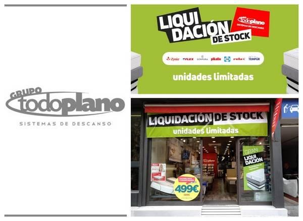 Liquidación stocks Grupo Todoplano - NOB 309 - Mayo 2018