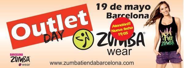 MEGAOUTLET Zumba Wear Barcelona - Mayo 2018 - NOB 309