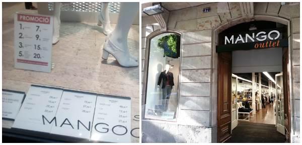 Mango Outlet c Girona Barcelona - NOB 308 - Mayo 2018