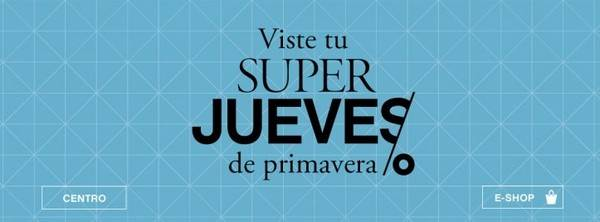 Superjueves Viladecans The Style Outlets - NOB 309 - Mayo 2018