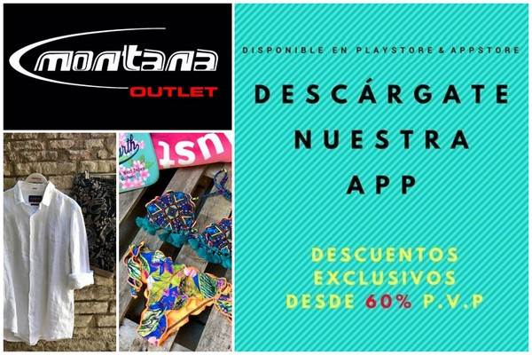 App Montana Outlet Barcelona - NOB 311 - Junio 2018