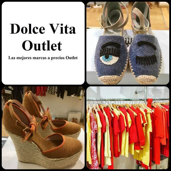 Dolce Vita Outlet Barcelona - NOB 310 - Junio 2018