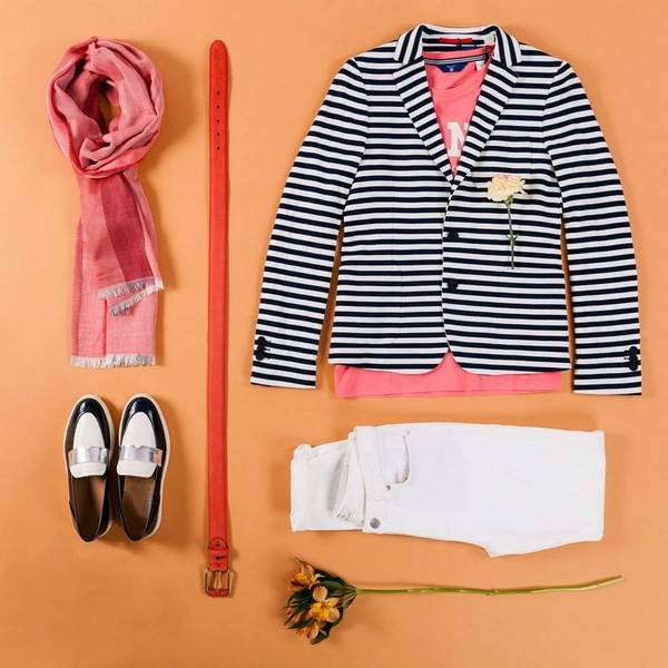 Look Gant - Viladecans The Style Outlets - NOB 310 - Junio 2018