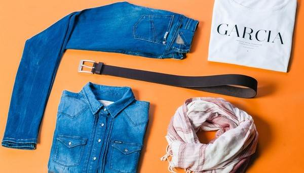 Look García Jeans y Gas - Viladecans The Style Outlets - NOB 310 - Junio 2018