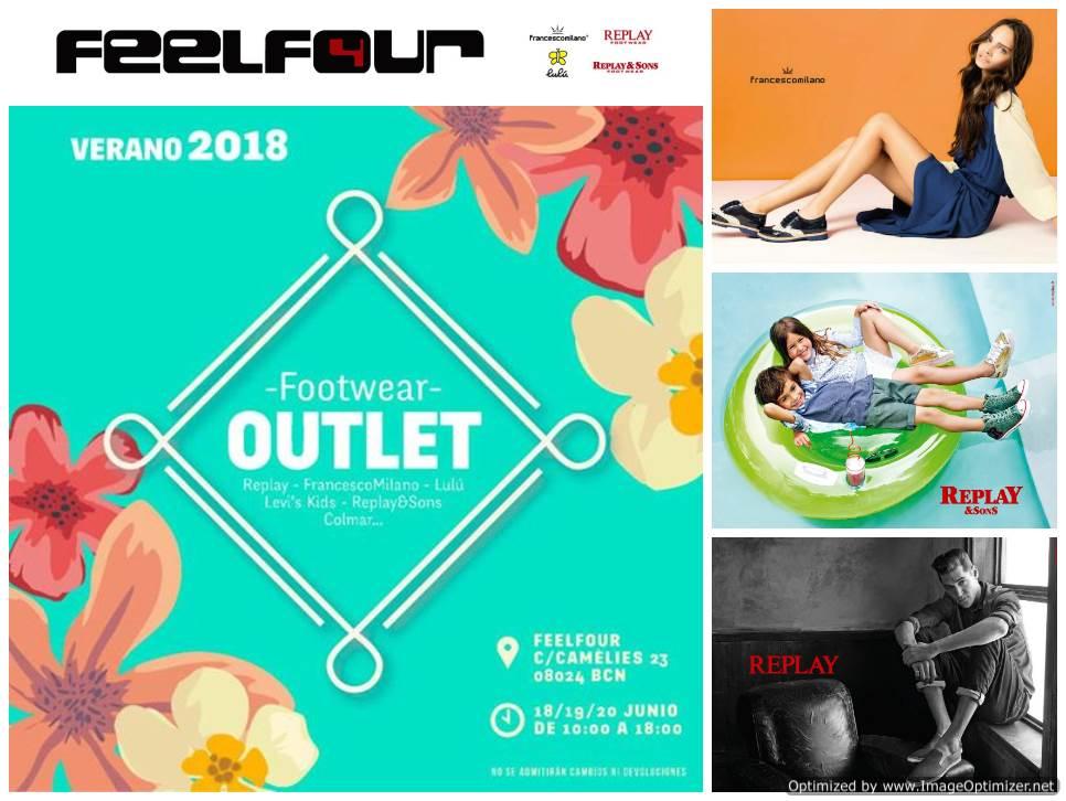 Venta especial calzado Feelfour Barcelona - NOB 311 - Junio 2018