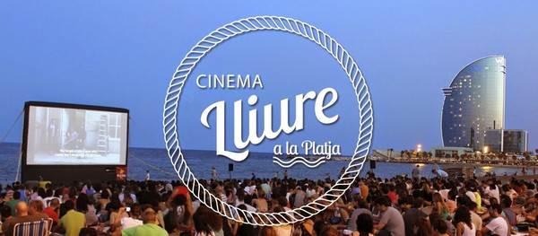 Cinema Lliure a la Platja - Especial Verano Agosto 2018 - Outlet Barcelona
