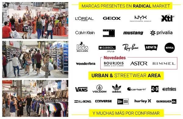 Radical Market BCN Barcelona marcas - NOB 313 - Septiembre 2018