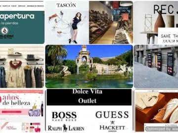 DE collage - Noticias Outlet en Barcelona 315 - Octubre 2018