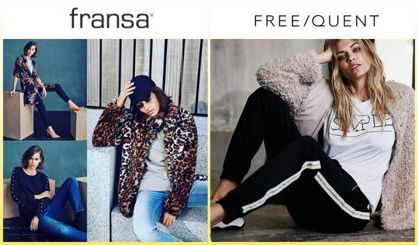 Fransa Freequent - Dolce Vita Outlet Barcelona - Septiembre 2018