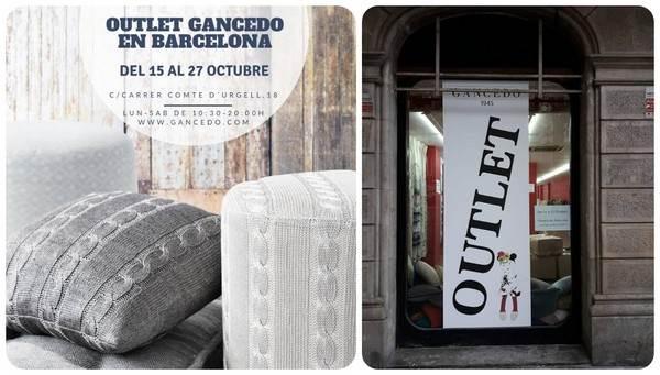 Outlet Gancedo Barcelona - NOB 316 - Octubre 2018