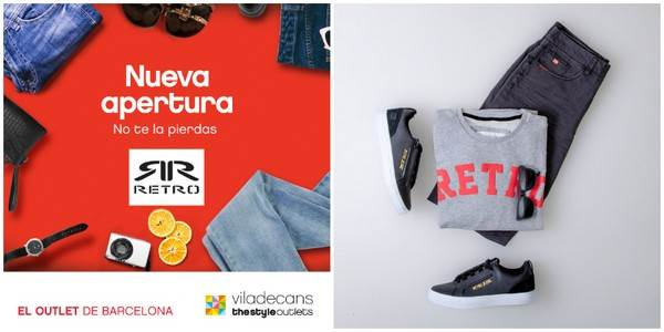 Retro Jeans Viladecans The Style Outlets - NOB 316 - Octubre 2018