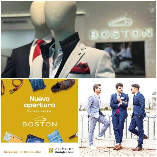 Apertura Boston - Viladecans The Style Outlets - Noviembre 2018 - NOB 318