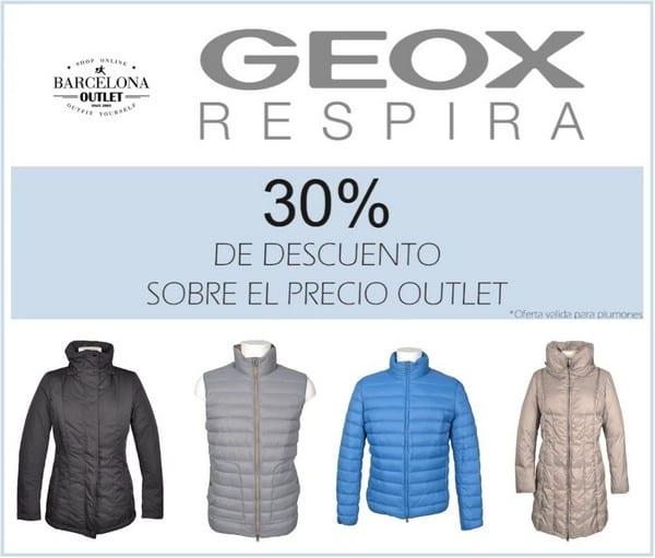 Geox - Barcelona Outlet - NOB 318 - Noviembre 2018