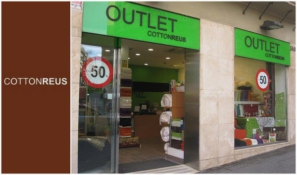 Outlet COTTONREUS Cotton Reus Barcelona - NOB 317 - Noviembre 2018