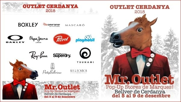Outlet Cerdanya Mr Outlet - NOB 319 - Diciembre 2018