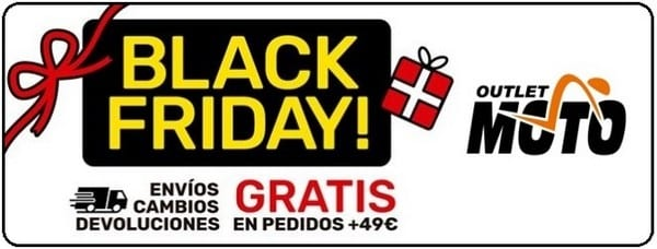 Outlet Moto - Black Friday 2018 Barcelona