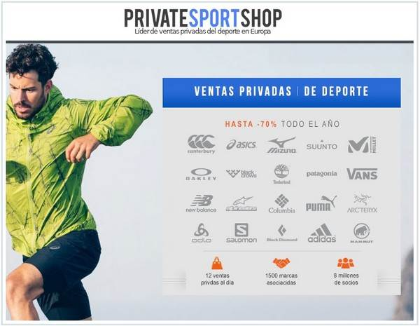 Private Sport Shop - Noticias Outlet en Barcelona 324 - Febrero 2019