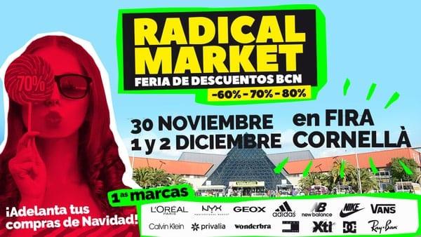 Radical Market en Fira de Cornellà - NOB 319 - Diciembre 2018