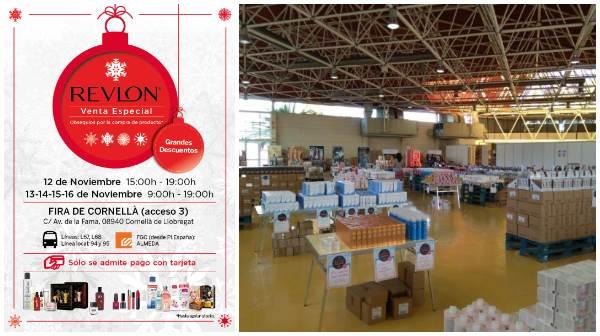 Venta especial Revlon Fira Cornellà - NOB 317 - Noviembre 2018