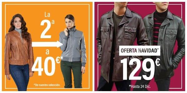 Promociones Outlet Leather Factory Barcelona - NOB 320 - Diciembre 2018