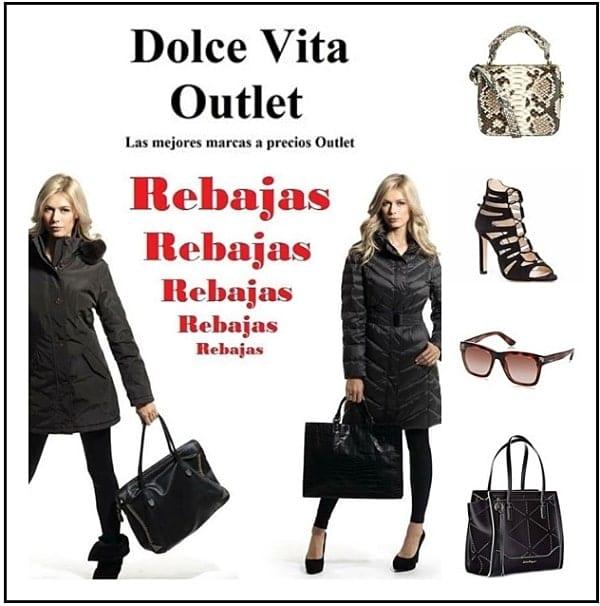 Rebajas en Dolce Vita Outlet - NOB 322 - Enero 2019