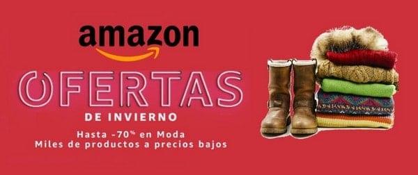 Amazon Ofertas de Invierno - Noticias Outlet en Barcelona 323 - Febrero 2019