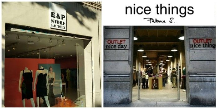 Nice Things Etxart Panno Outlet en Barcelona - NOB 324 - Febrero 2019