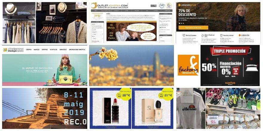 DE PE - Primavera - Noticias Outlet en Barcelona 326 - Marzo 2019
