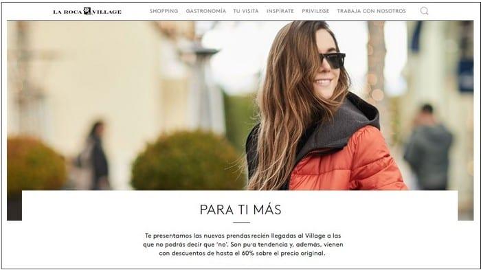 Intro Novedades ropa calzado outlet La Roca Village - NOB 325 - Marzo 2019