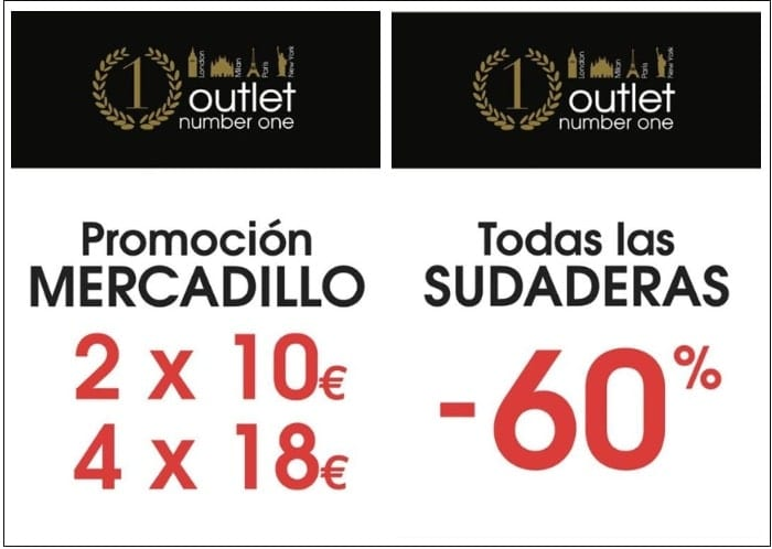 Mercadillo en Outlet Number One c Arago - NOB 325 - Marzo 2019