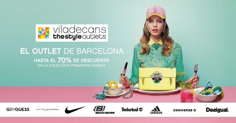 Colecciones Primavera-Verano Viladecans The Style Outlets - Noticias Outlet en Barcelona 327 - Abril 2019