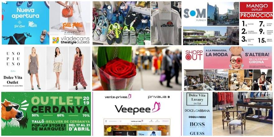 DE PE - Noticias Outlet en Barcelona 328 - Abril 2019