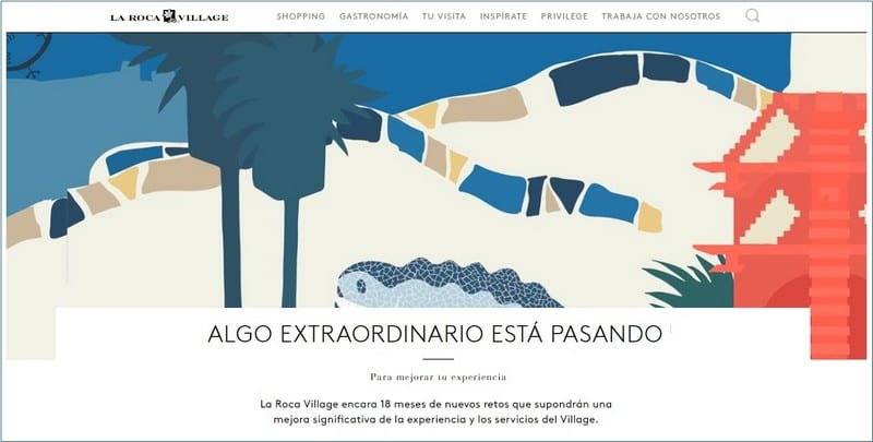 Reformas en La Roca Village - Noticias Outlet en Barcelona 327 - Abril 2019