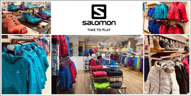 Salomon Store La Roca Village - NOB 327 - Abril 2019