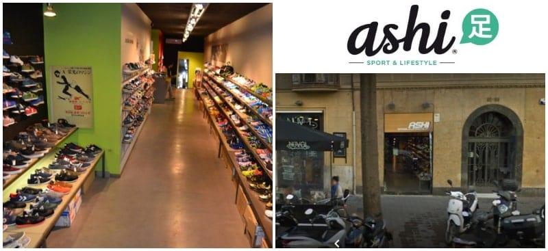 Ashi Sports Outlet zapatillas deporte - NOB 330 - Mayo 2019