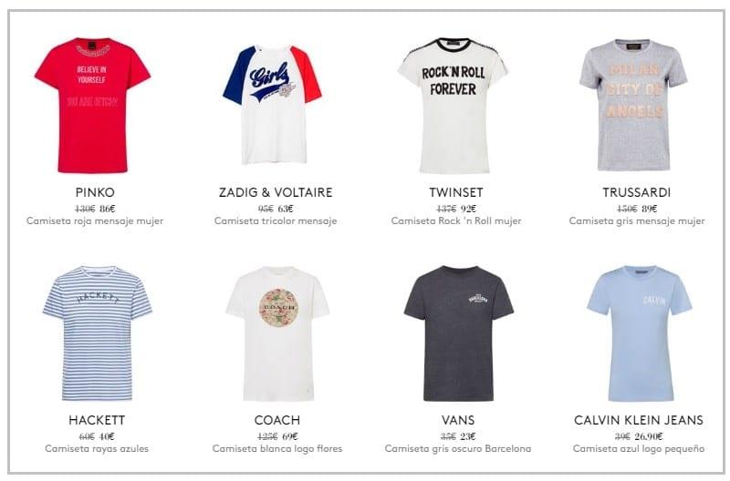 Camisetas en La Roca Village - NOB 329 - Mayo 2019