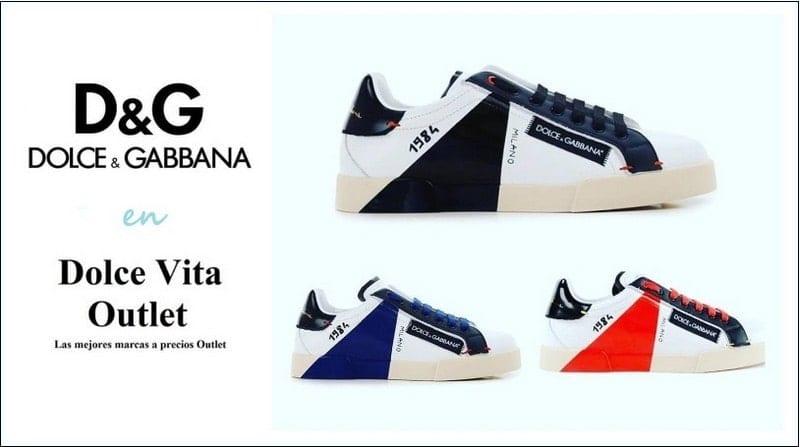 Dolce & Gabbana en Dolce Vita Outlet Barcelona - NOB 329 - Mayo 2019