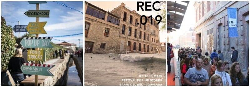 Exterior RecStores - Rec 019 Igualada - Mayo 2019