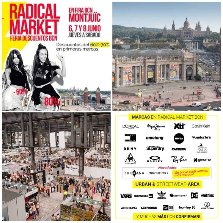 Radical Market Feria Descuentos Barcelona Junio 2019 - NOB 330 - Mayo 2019