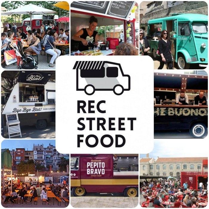 Rec Street Food - Rec 019 Igualada - Mayo 2019