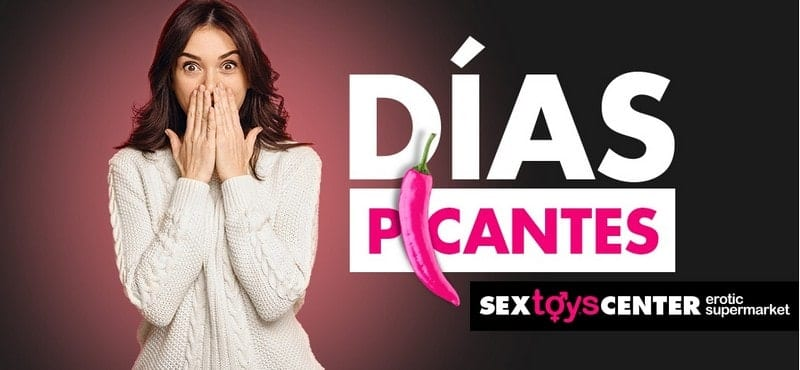 Días picantes Sex Toys Center Barcelona - NOB 332 - Junio 2019