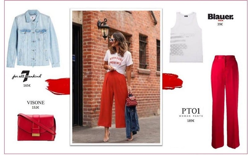 Summer Love total look mujer en Barcelona Outlet - NOB 331 - Junio 2019