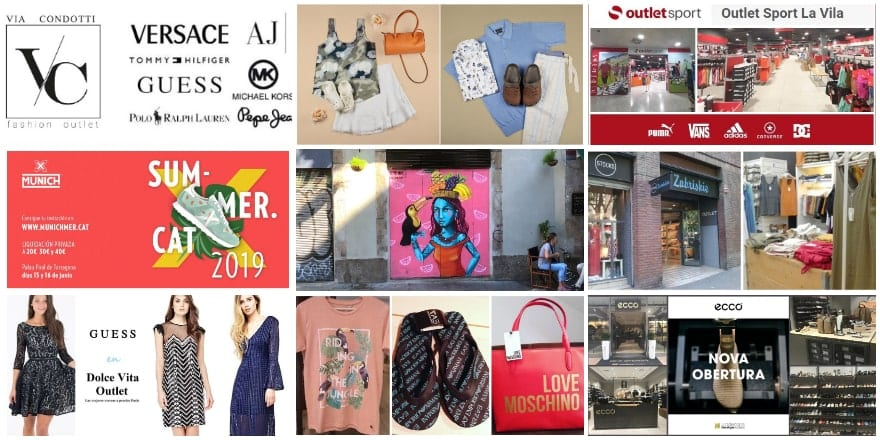 collage - Noticias Outlet en Barcelona 331 - Junio 2019