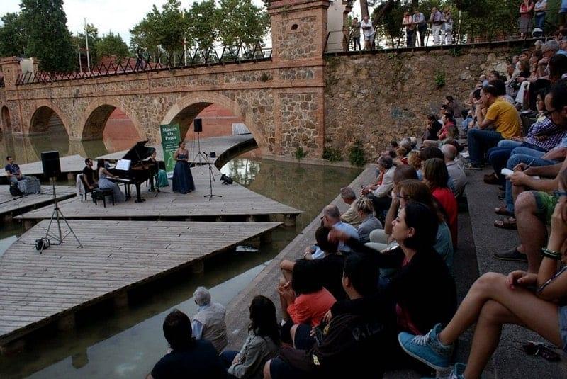 Música als Parcs 2019 Barcelona -Especial Ocio Julio Agosto Verano 2019 - outletbarcelona